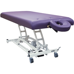Custom Craftworks Hands Free Basic Electric Stationary Massage Table