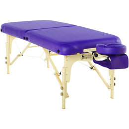Heritage Portable Massage Table - Custom Craftworks