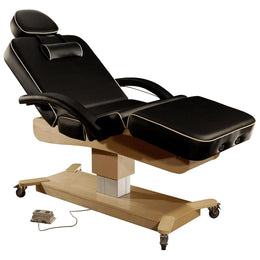 MaxKing Salon Stationary Massage Table - MT Massage Tables