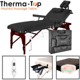 "Master Massage Montclair Salon TT 31"" Portable Massage Table"