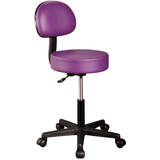 Backrest Stool - MT Massage