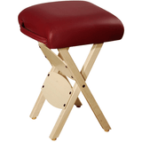 Wooden Stool - MT Massage