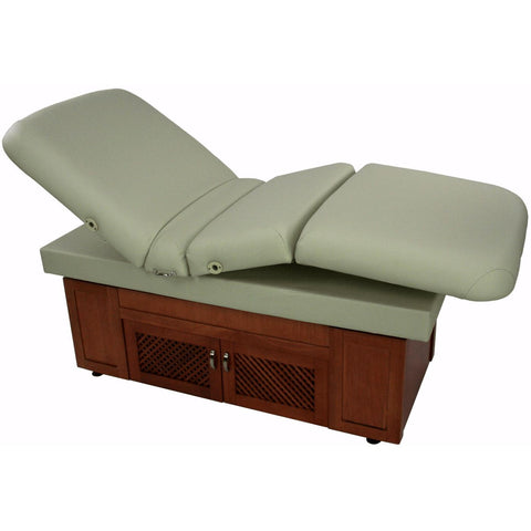 biltmore powertilt stationary massage table touch america