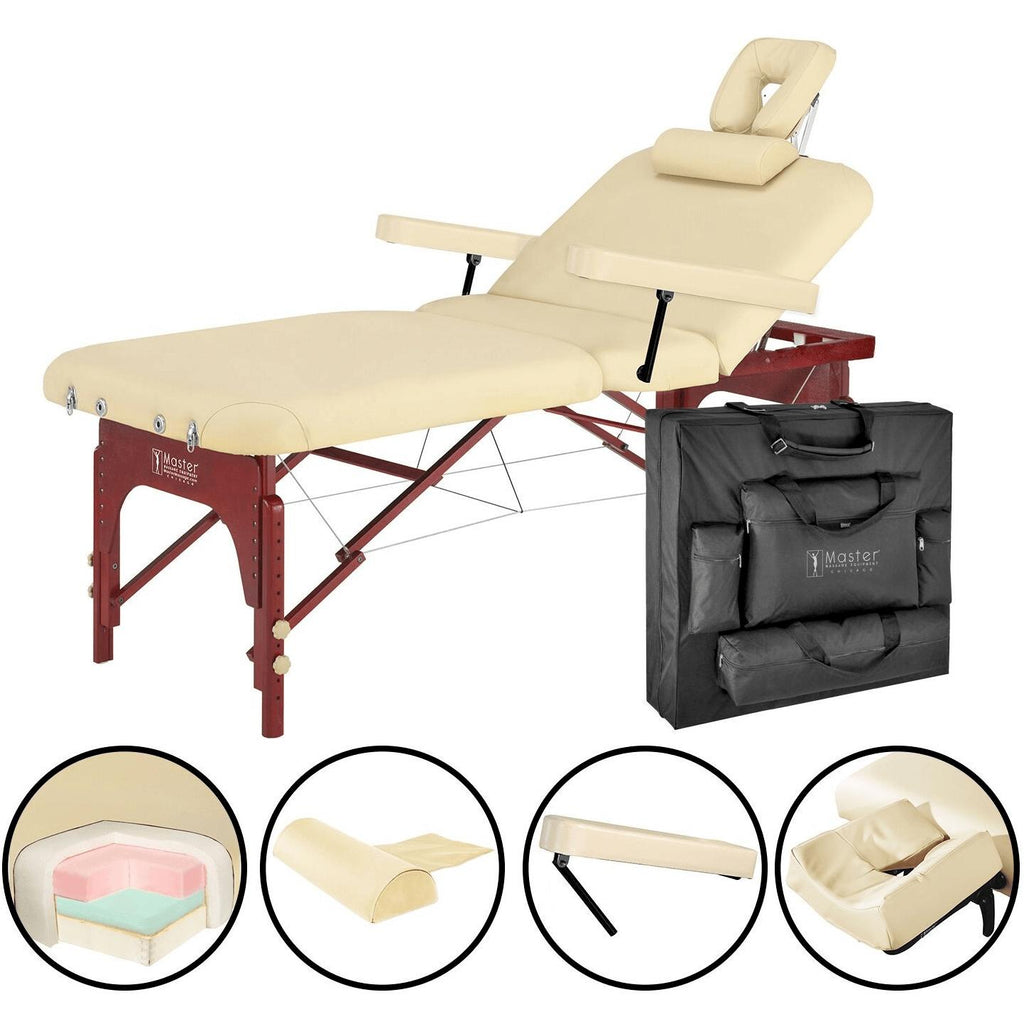 Master Massage Spamaster Salon 31 Quot Portable Massage Table