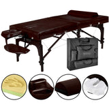 Master Massage Supreme Portable Massage Table