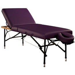 Violet Tilt Portable Massage Table - MT Massage