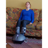 IC0913 Foot Massager - Kneading With Attachable Calf Air Bag - by iComfort