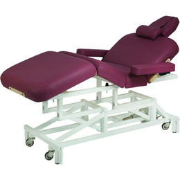 McKenzie Deluxe Stationary Massage Table - Custom Craftworks