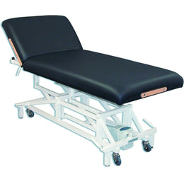 McKenzie Lift Back Stationary Massage Table - Custom Craftworks