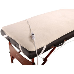 Deluxe Fleece Table Warmer Heater Pad For Any Massage Table - Master Massage