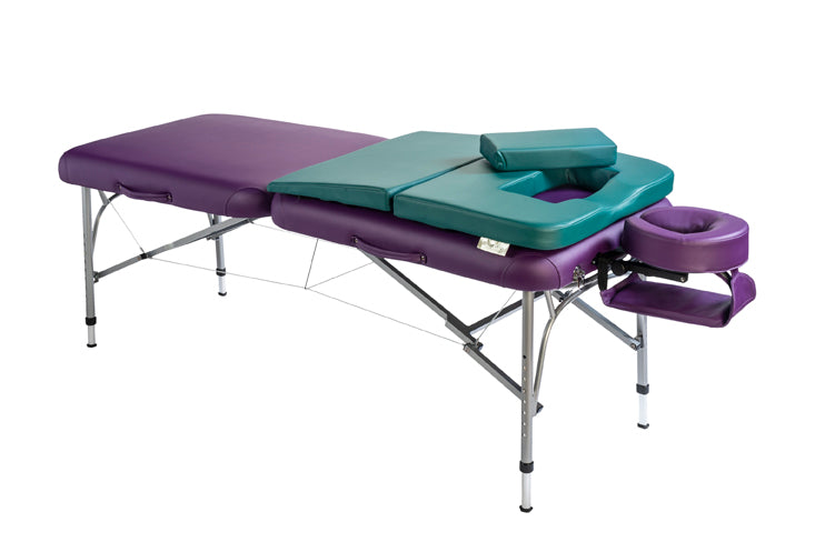 Super Dharma Super Lite Nirvana Portable Massage Table Package Home Interior And Landscaping Ologienasavecom