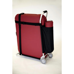 Carrying case massage tables