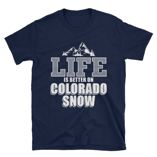 Life is Better on Colorado Snow
