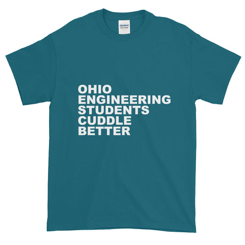 Ohio Engineering Students Cuddle Better