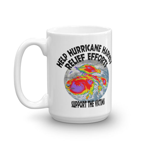 Hurricane Harvey Relief Mug