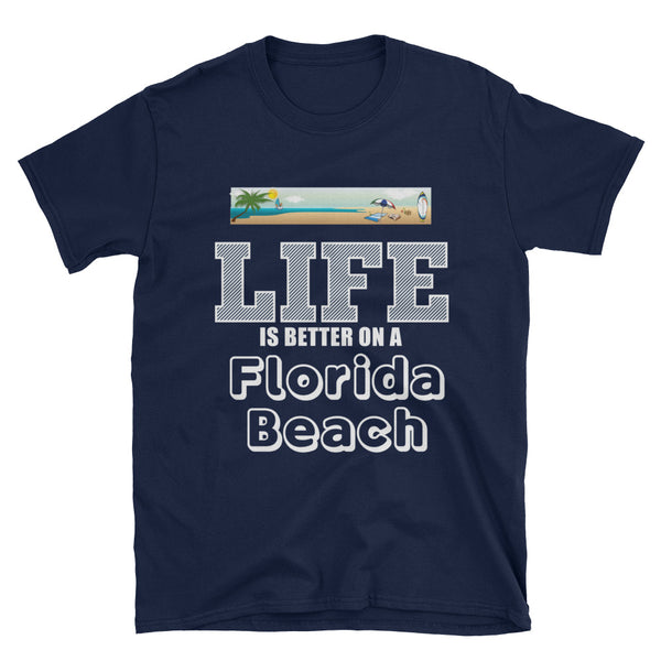 Life is Better on a Florida Beach