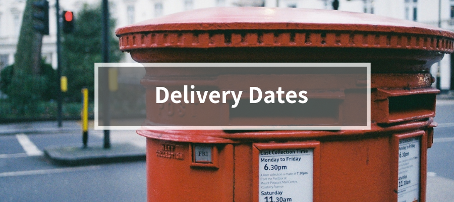 Delivery Dates