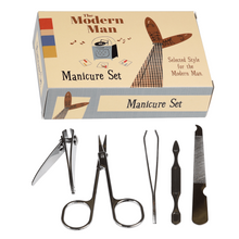 The Modern Man Manicure Set