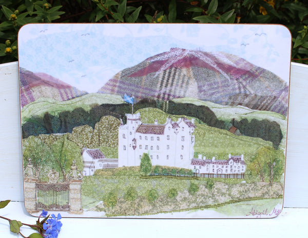 Blair castle Placemat