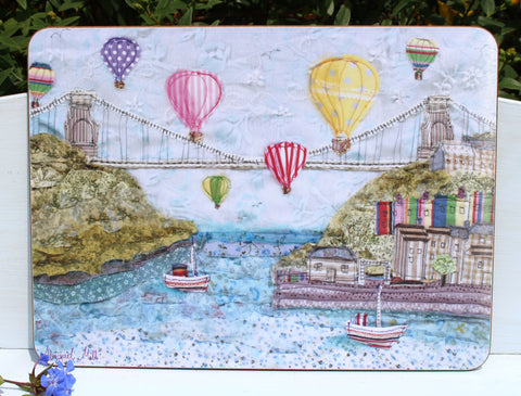 Bristol Balloons Placemat