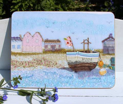 Aldeburgh Fishing Boat Placemat