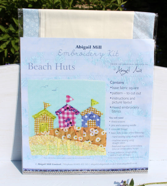 Beach Huts Kit
