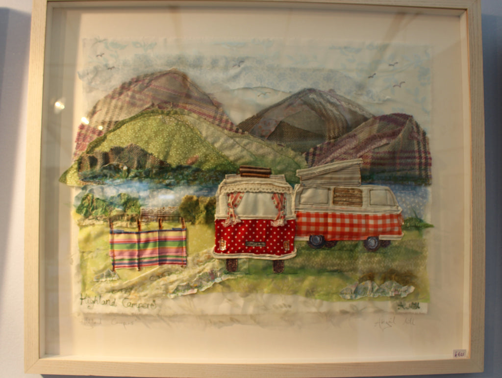 Highlnd Campervans - Framed