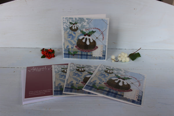 Reindeer Christmas 6 Card Pack