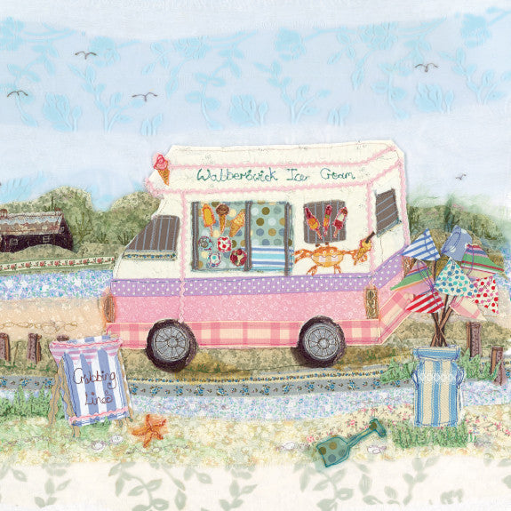 Walberswick Ice Cream Van