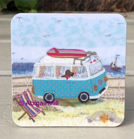 Campervan Coaster