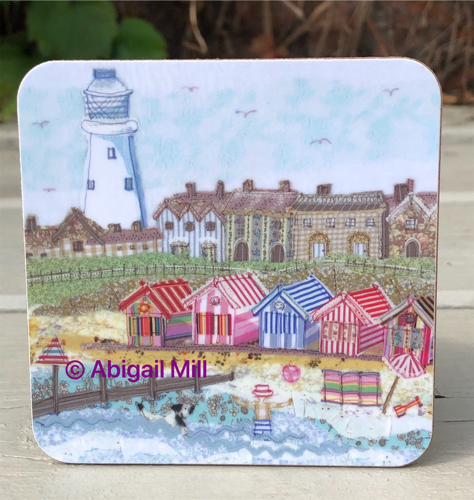 Southwold Lighthouse Coaster