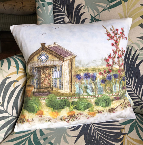 Allotment  - Cushion