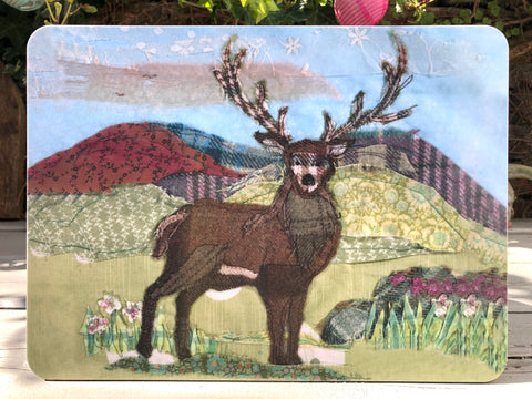 Stag Placemat
