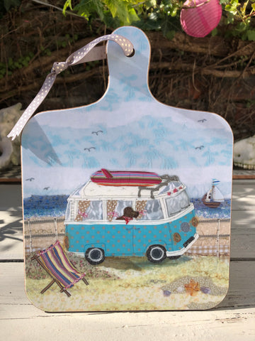 Campervan Little Chopping Board