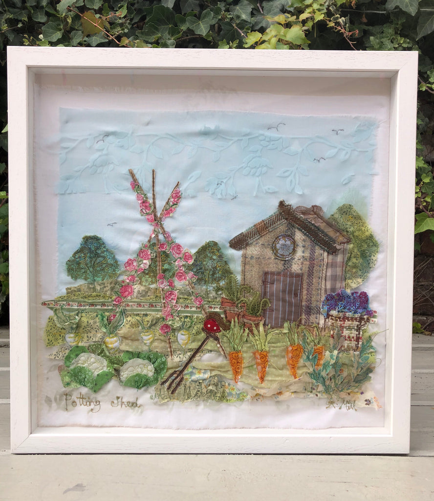 Allotment  - Framed