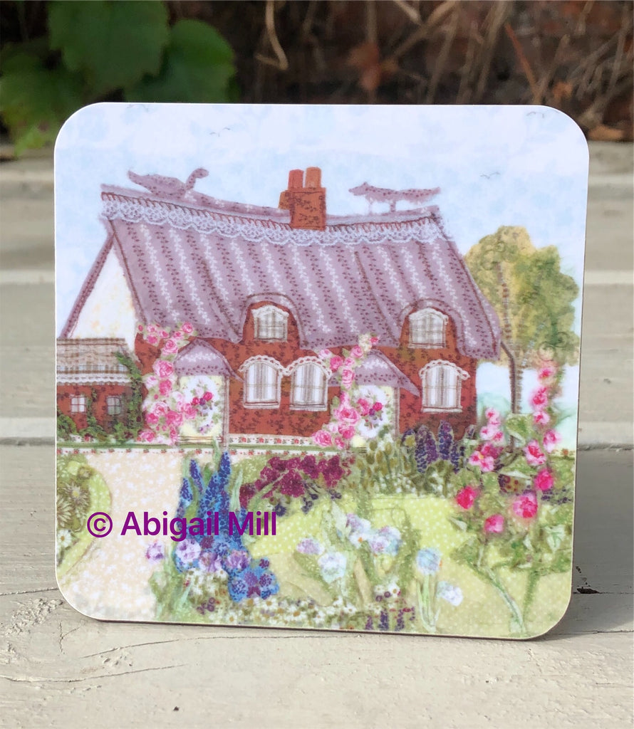 Suffolk Cottage Coaster