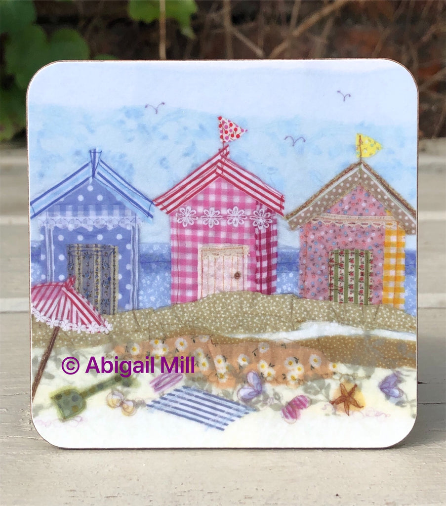 Southwold Beach huts  Coaster