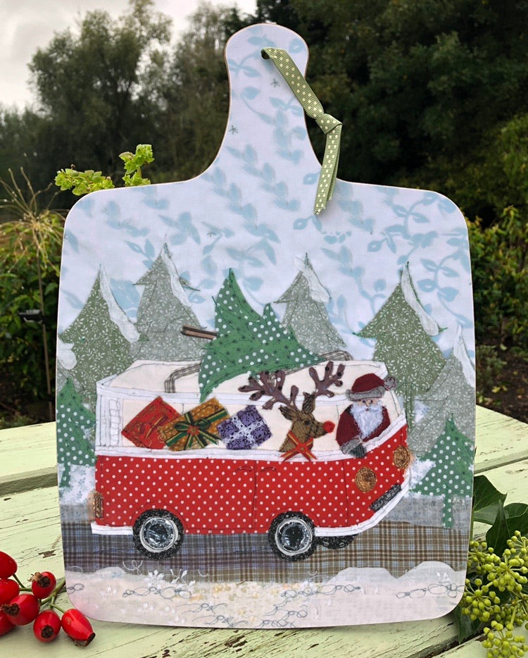 Santavan Little Chopping Board