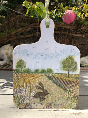 Harvest Hare Little Chopping Board