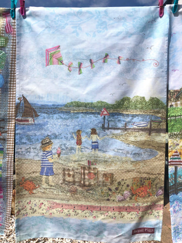 Wells-next-the-Sea Tea Towel