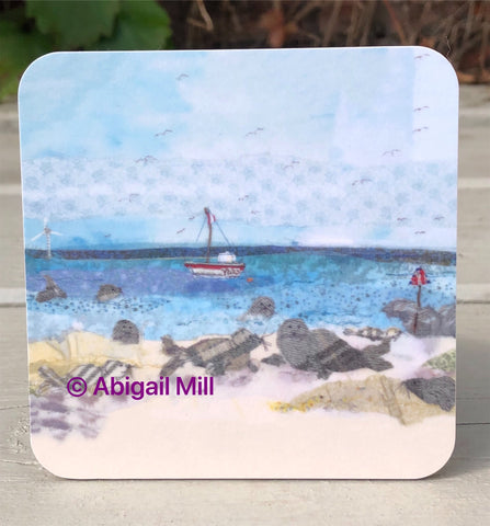 Blakeney Seals Coaster