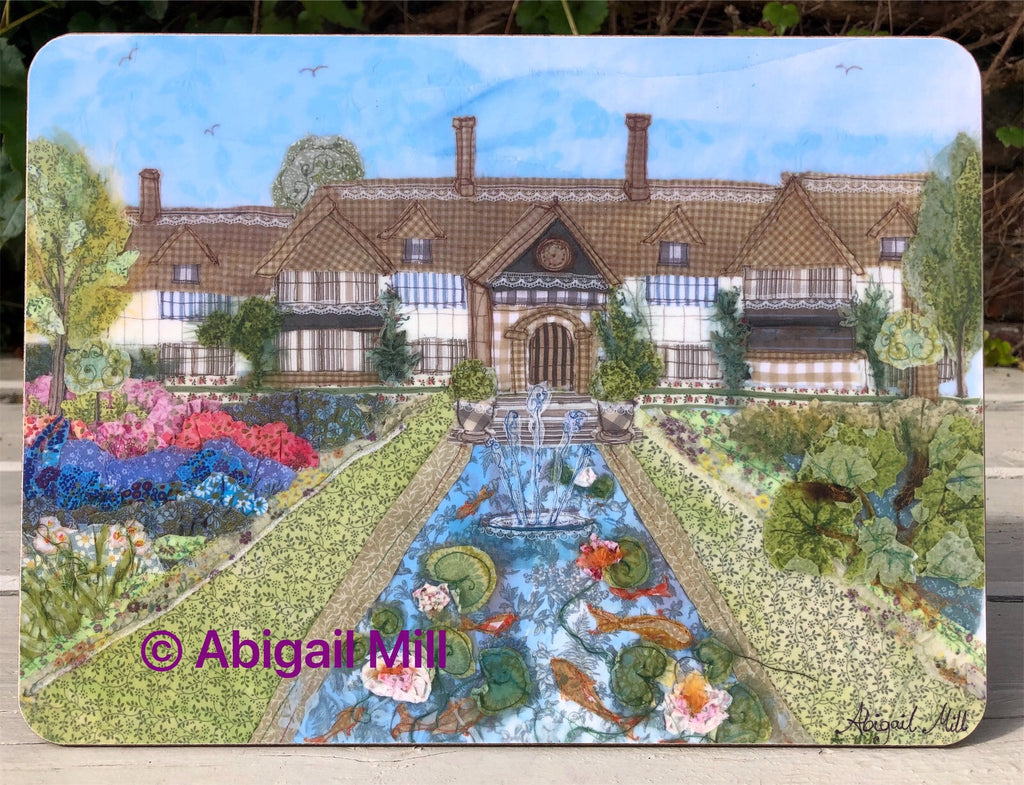 RHS Wisley Gardens  Placemat