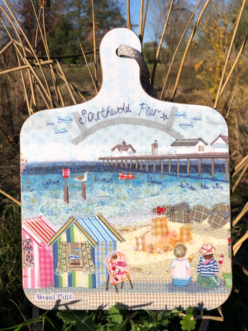 Southwold Pier - Little Chopping Board