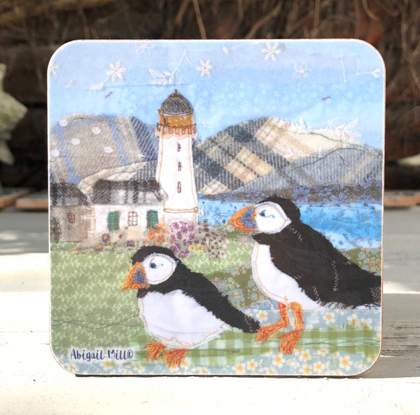 Country Animals Coaster Set