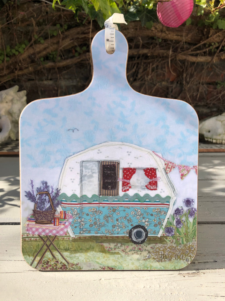 Caravan Little Chopping Board
