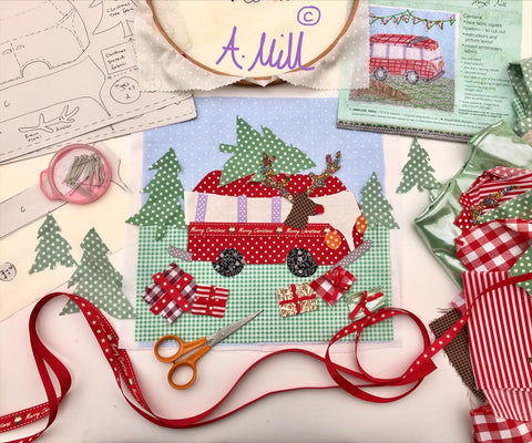 Santavan Sewing Kit