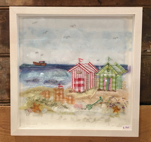 Southwold Beach - Framed
