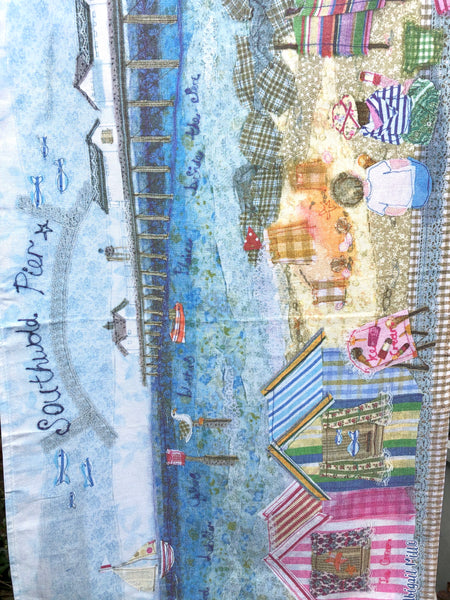 Southwold Pier Tea Towel