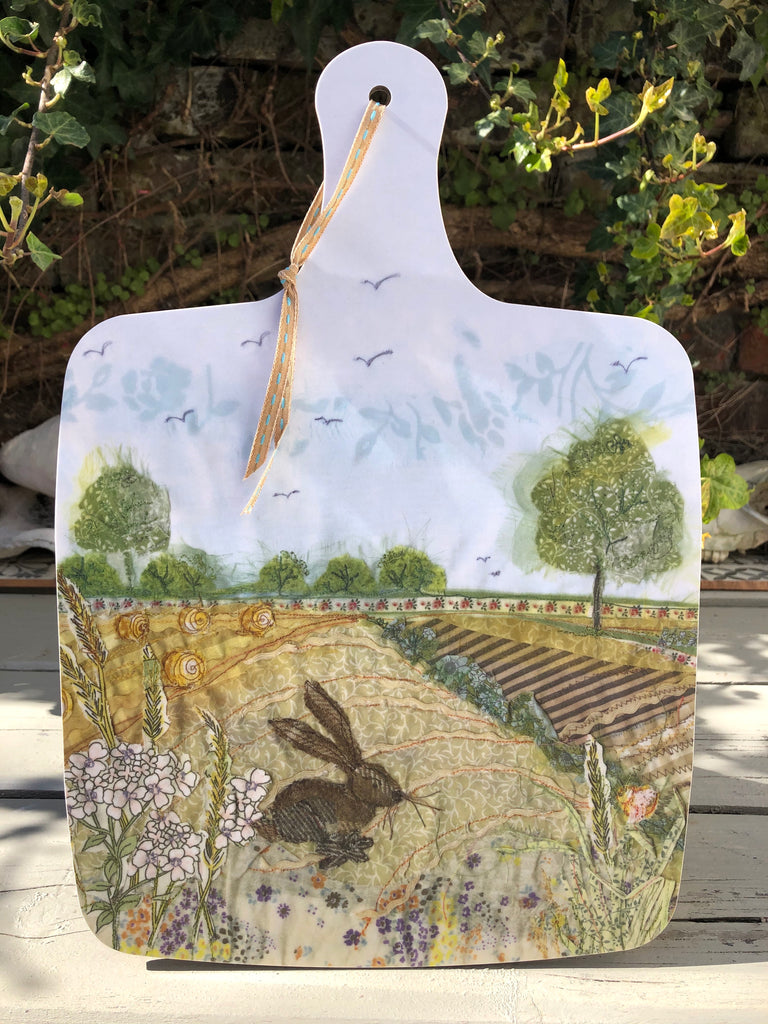 Harvest Hare Large Chopping board