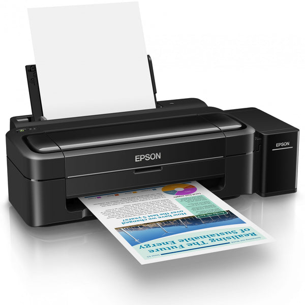 Epson L310 Single Function Printer Say goodbye to cartridges